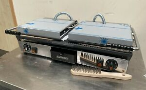 Maestrowave MEMT16051XNS Panini Grill - GRADED
