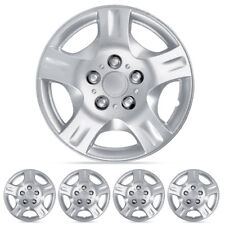 """OEM Replacement Car Wheel Cover for 15"""" Hubcaps (4 Pack)"""