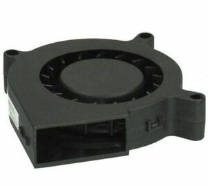 Titan Radial Lüfter 50x50x15mm B5015M12B DC 12V 4500 U/min 36dBA Kugellager 3pin