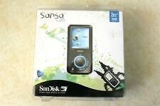 Brand New SanDisk Sansa e280 8GB MP3 Player FM Radio Tuner Voice Recorder Sealed