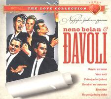 Neno Belan & Djavoli CD Najljepse Ljubavne Pjesme Hrvatska Croatia Best Hit Rock