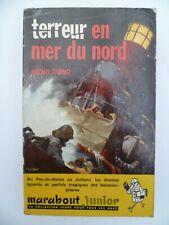 Marabout Junior 185 - Michel Duino - Terreur en Mer du Nord