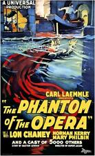 The Phantom of the Opera 1925 Horror Movie Film PC Windows iPad INSTANT WATCH
