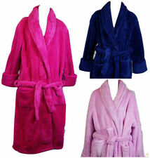 Fleece Patternless Sleepwear for Women