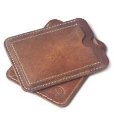 Slim Leather Credit Card ID Case Cover Cardholder Business Bank Holder For Men
