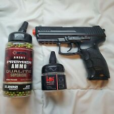 HK P30 Airsoft Pistol With Ammo