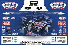 Yamaha Sterilgarda 2010 tosland decal set