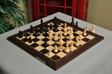 The DGT Projects Electronic Chess Board (eBoard) - USB Wenge - with Classic Ches