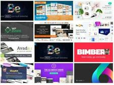 Premium 3500+ Wordpress and WooCommerce Themes & Plugins Free Worldwide Shipping