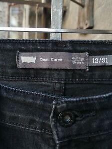Jeans LEVI'S demi curve, taille W31 (40/42 France)