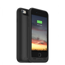 mophie Case for iPhone 6 6s Power Battery Juice Pack Air Qi 2750mah Black 3043