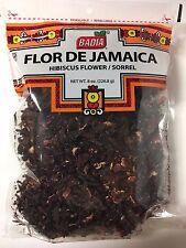 1 lb-Hibiscus/Flowers/Leaf/Sorrel/Tea/Dried/Loose/Te/Flor/de/Jamaica/Kosher