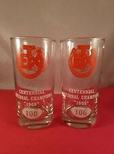 University of Texas Centennial National Championship 8 oz Drinking Glass 1969