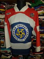 #39 Berge Berlin Capitals Eishockey Trikot Gr. XL Shirt Jersey (k750)