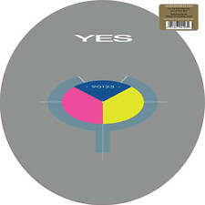 Yes 90125 Limited Edition RSD 2017 New Vinyl Picture Disc LP