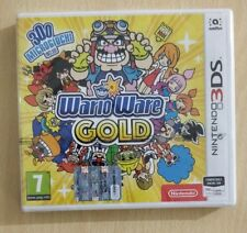 WARIOWARE WARIO WARE GOLD NINTENDO 3DS 2DS ITALIANO NUOVO SIGILLATO NEW SEALED