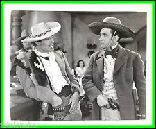 "GILBERT ROLAND & MARTIN GALARRAGA in ""South of Monterey"" Original Photo 1946"