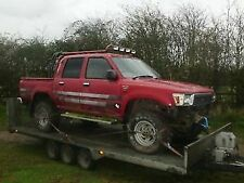 toyota hilux pick up 4x4 any condition any location good bad and the ugly