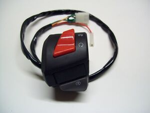 Control Switch Right Motorcycle Aprilia Rs 50cc/125cc. (New)