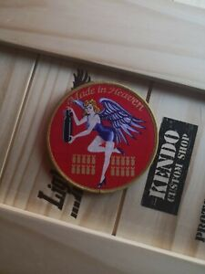 Resident Evil 2 Biohazard, Claire Redfield 'Made in Heaven' morale airsoft patch