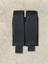 Double Pistol Mag Pouch - Black