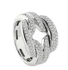 Anello Damiani D LACE 20056952 diamanti ring diamond  assicurazione gioiello new