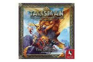 Talisman 4th Edition The Dragon Expansion