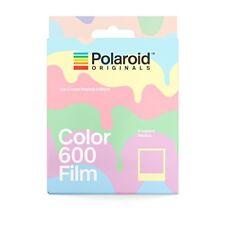 Pellicule Polaroid Originals 600 - couleur bord Pastel Ice Cream impossible