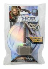 Marvel Thor Hammer 2 Pewter Key Ring