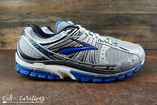 Brooks Beast 12 Mens Size 11 Running Shoes Gray Blue Black