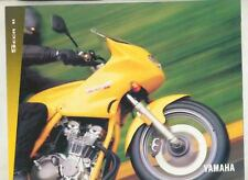 1994 1995 Yamaha 600 XJ600 Seca II Motorcycle Brochure ws5713-DLDU23