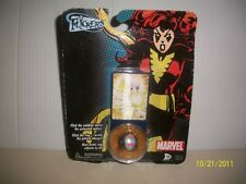 MARVEL, FLICKERS, METAL RING - #11 DARK PHEONIX, SERIES 2, ANIMATED ACTION, NEW