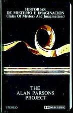 CAS - The Alan Parsons Project - Historias De Misterio E Imaginacion (SEALED)