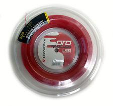 TECNIFIBRE PRO RED CODE 18 REEL - 660' 200M tennis racquet string - Reg $180
