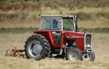 Massey Ferguson Tractor 550 565 575 590 Service Workshop Manual