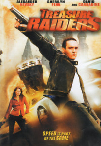 Treasure Raiders (DVD, 2009)