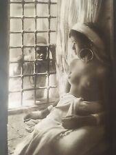 Rare Photo Tirage D Epoque Lehnert et Landrock, Tunis, 1910/20 Érotique 40x30cm