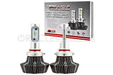 ORACLE Lighting 5232-001 H7 White LED Headlight Bulbs 6000K 4000-Lumens *Pair*