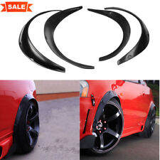 1set Universal Car Fender Flares Extra Wide Body Wheel Arches Polyurethane