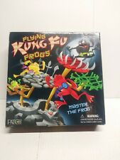 Gift Item Kung Fu Frogs Game, Family Games by Patch Products