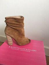 Kristin Cavallari Chinese Laundry, Nude Peep Toe Boots. Size 3 . Never Been Worn