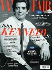 Vanity Fair.John Kennedy Jr.,Justin Theroux & Jennifer Aniston,Giorgio Faletti,i