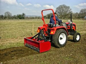 WRB5 - Winton Box Grader Blade - 5ft Wide - For Compact Tractors