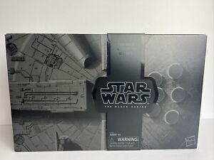 Star Wars Hasbro Black Series Exclusive Han Solo Exogorth Escape SDCC 2018