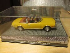 JAMES BOND CARS COLLECTION 018 TRIUMPH STAG DIAMONDS ARE FOREVER