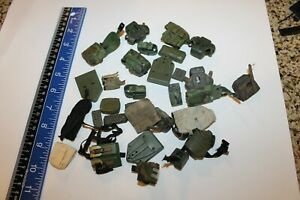 """1/6 Scale military load for uniform for 12"""" inch figure  parts"""