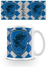 388047 HARRY POTTER RAVENCLAW PLAID DESIGN CERAMIC 300ML COFFEE MUG TEA CUP