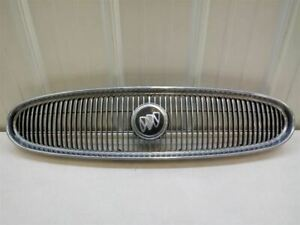 2000-2005 BUICK LESABRE GRILLE OEM USED TESTED CHROME