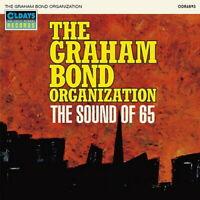 GRAHAM BOND ORGANIZATION-THE SOUND OF 65-JAPAN MINI LP CD BONUS TRACK C94
