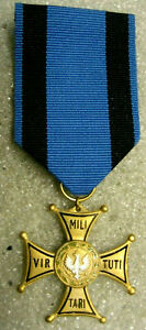 /Poland Polish Medal Cross VIRTUTI MILITARY,g